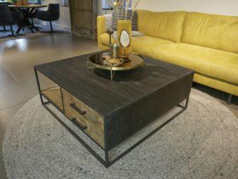 zwart tv-meubel