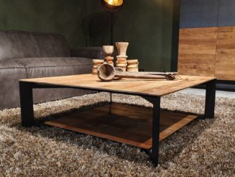 salontafel recycled teak