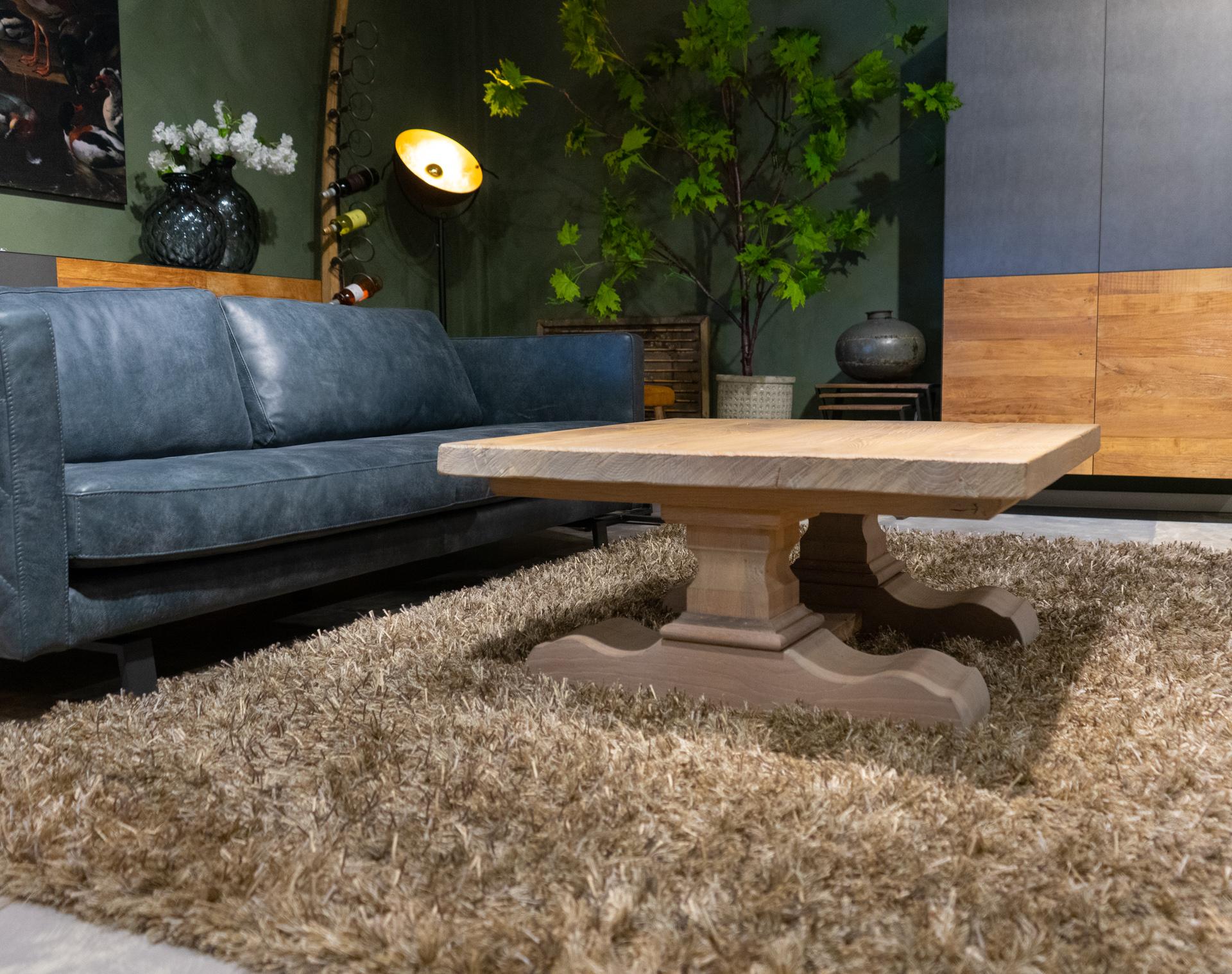 salontafel landelijke stijl