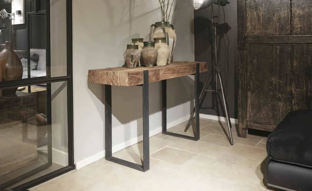 Side table Ferro - 140x40x78cm
