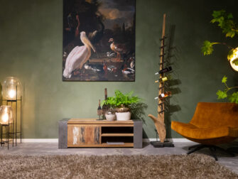 tv-meubel klein