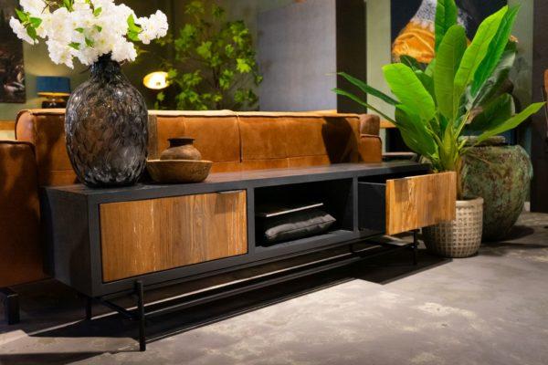 TV-meubel Bagnols - 180x45x50cm