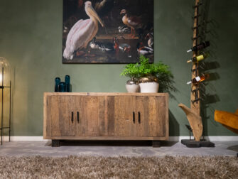 tv-meubel sloophout