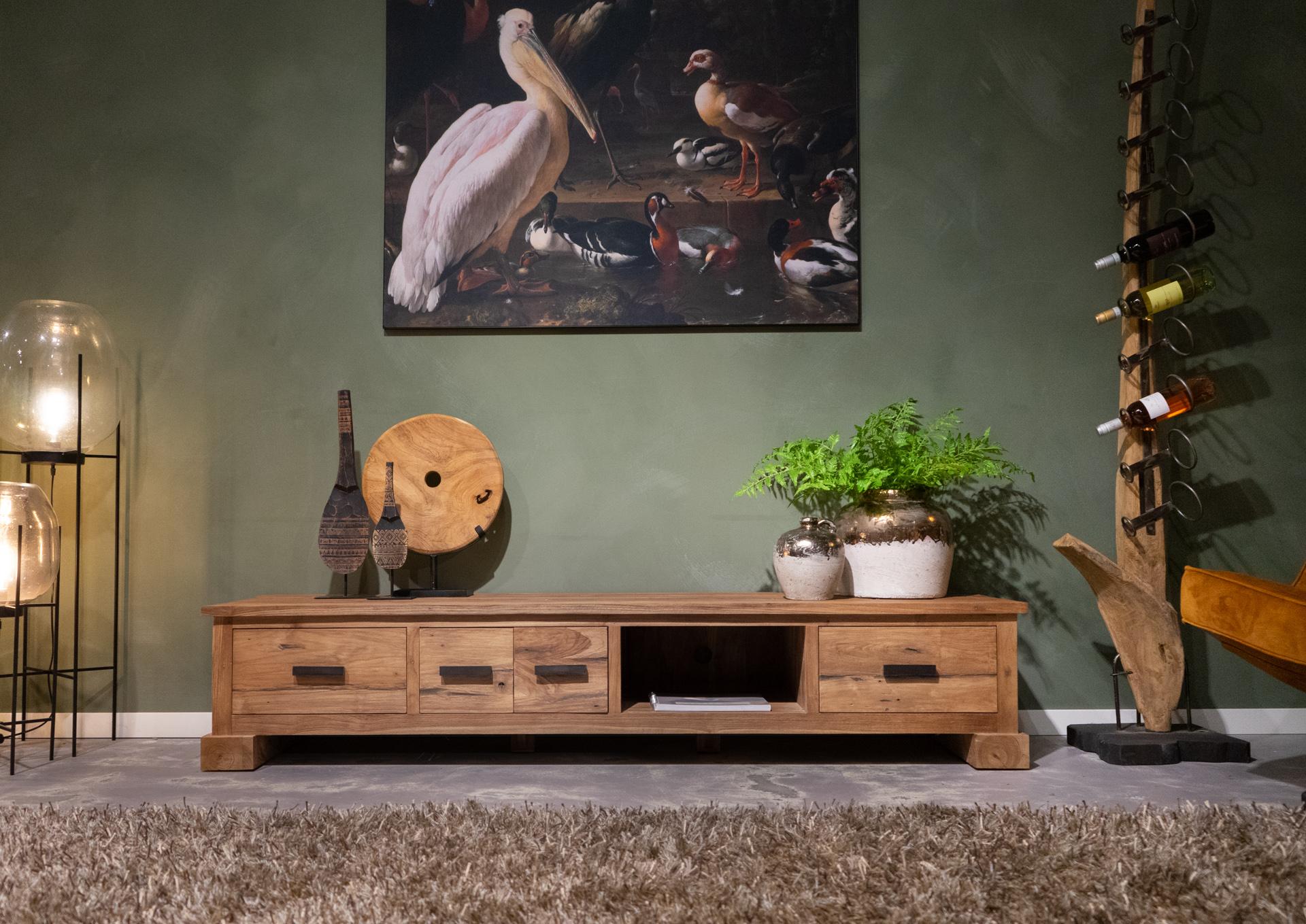 sfeervol tv-meubel