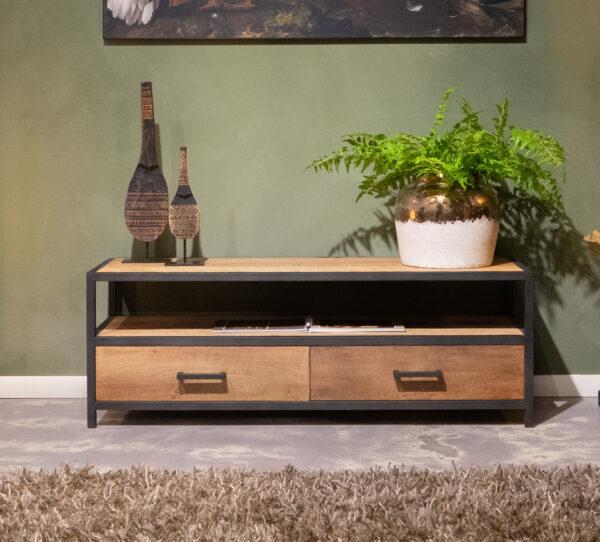 tv-meubel 9005 zwart