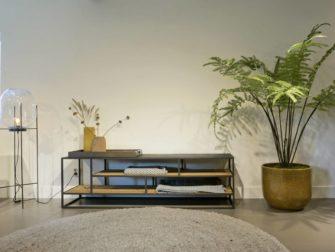 tv-meubel met veel opbergruimte