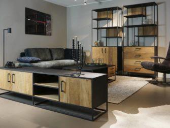 Tv meubel met open vak