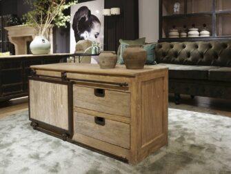 TV-meubel Narbonne 120x47x60cm