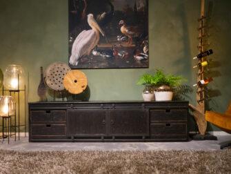 hoog tv-meubel