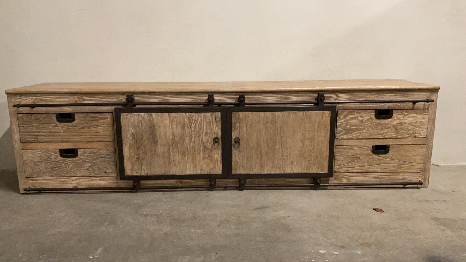 TV-meubel Narbonne 240x45x60cm