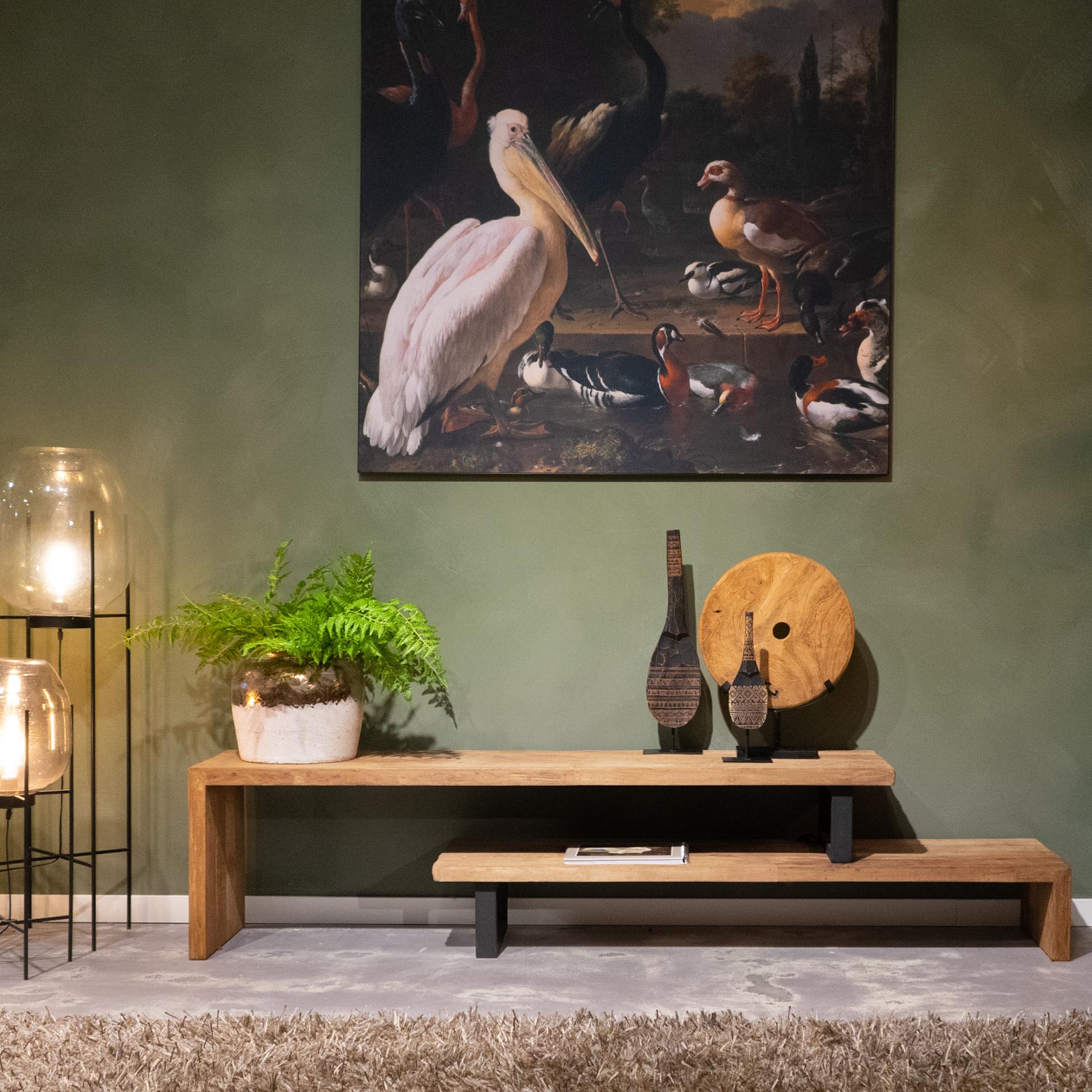 uitschuifbaar tv-meubel