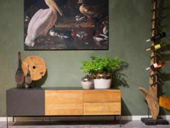 TV-meubel Parrano 166x45x55cm (3) - shopping merchant