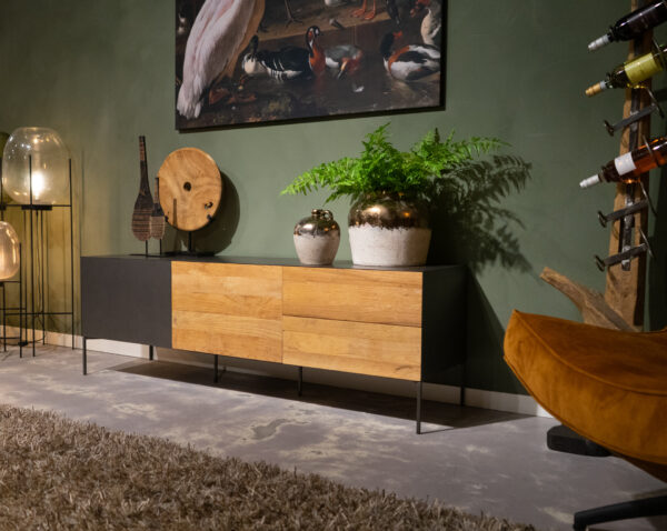 tv-meubel teak