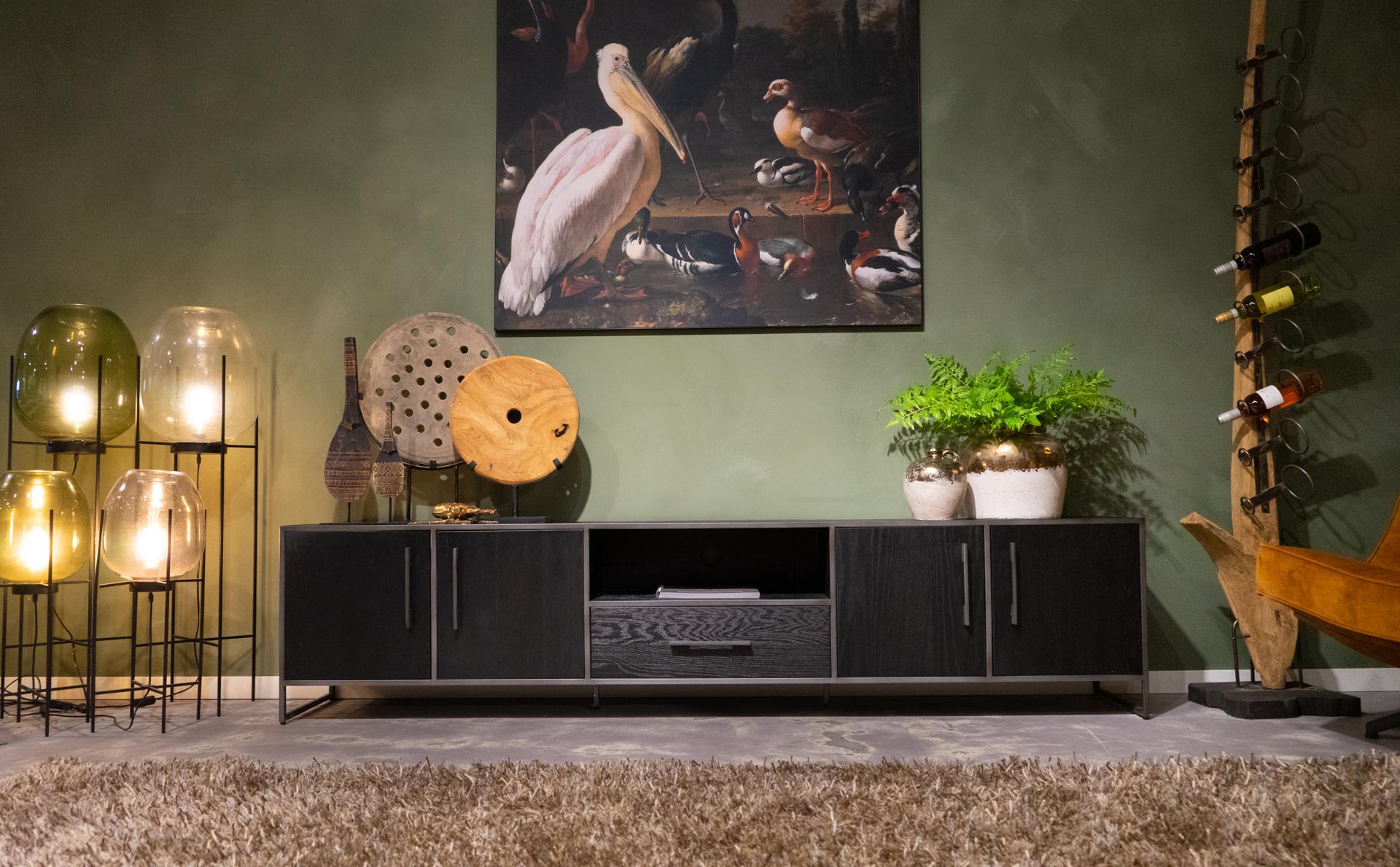 tv-meubel black