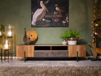 a/v meubel industrieel