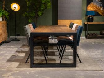Rechthoek tafel