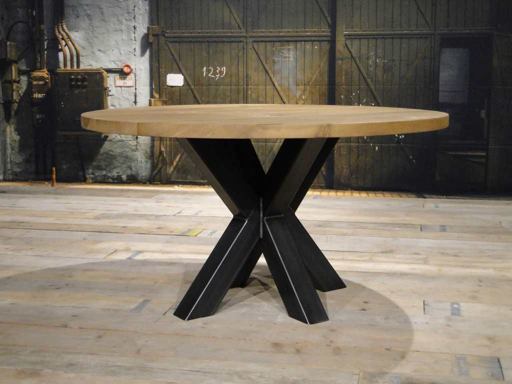 Tafel Opnieuw Lakken : Vierkante tafel calais ook rond verkrijgbaar robuustetafels