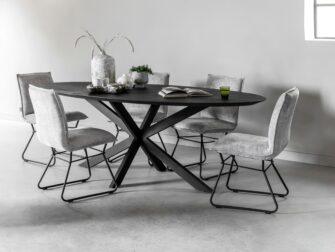 tafel zwart