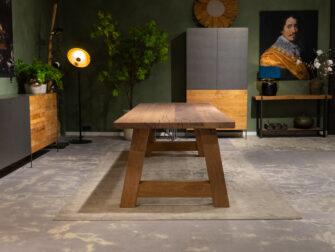 tafel A poot
