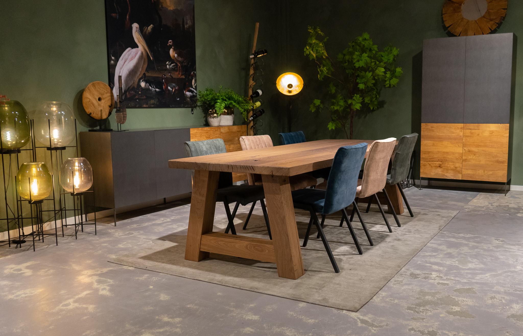 A poot tafel