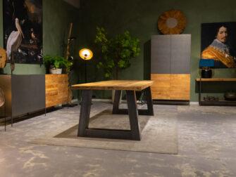 tafel brede balken