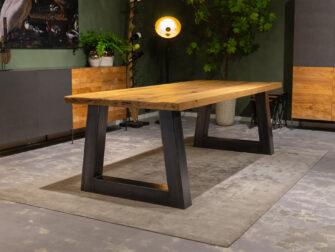 tafel brede planken