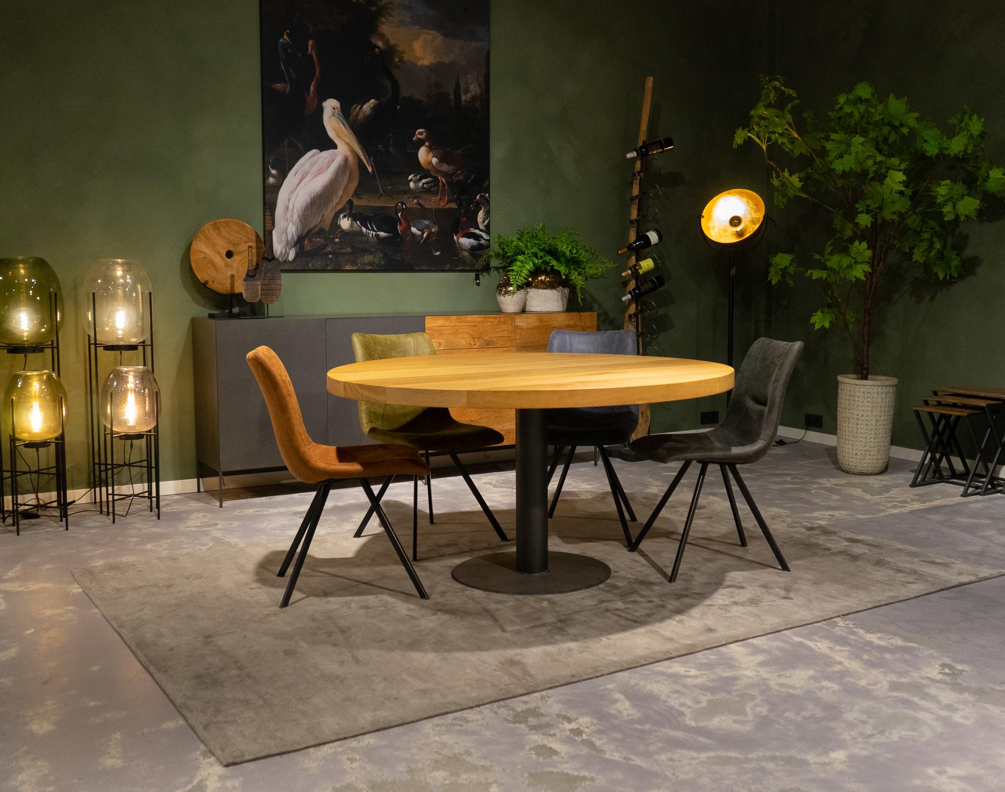 maatwerk ronde tafel
