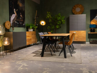 stijlvolle tafel
