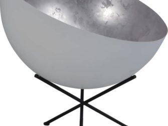 stalen tafellamp