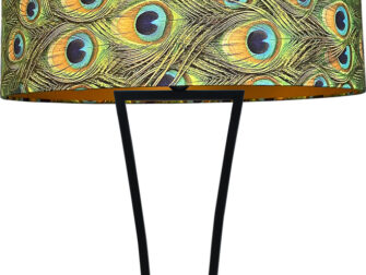 vloerlamp robuuste tafels