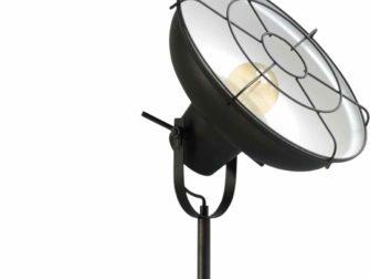 vloerlamp met lichtbron