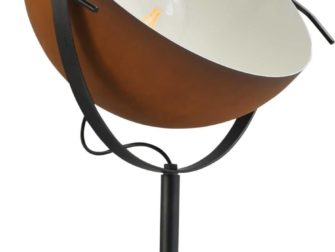 rust vloerlamp white inside