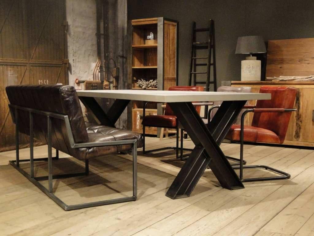 stoere betontafel prato