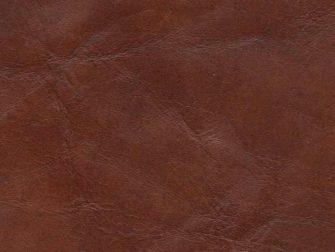 Ongecorrigeerd buffel leer - kleur cognac
