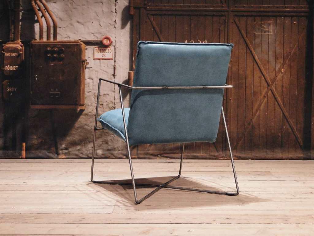 Leren Design Relaxstoelen.Leren Design Fauteuil Santino In Ruim 40 Kleuren Robuustetafels Nl