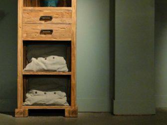 Driftwood boekenkast Corrado