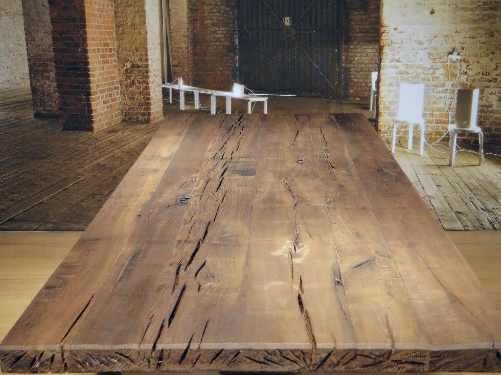 Eiken spinnenpoot tafel chartres massief eiken robuustetafels