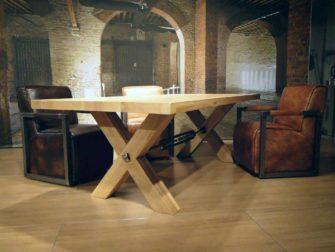 iken kruispoot tafel Auxerre