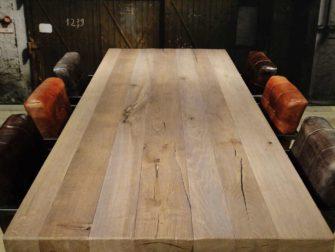 vergrijsd tafelblad