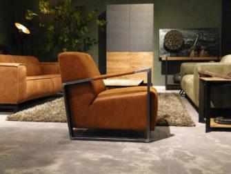 fauteuil mesola - bull - cognac (1)