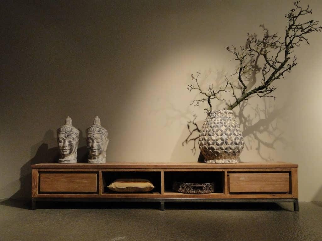 Tv Kast Nl : Industrieel tv meubel avezzano robuustetafels