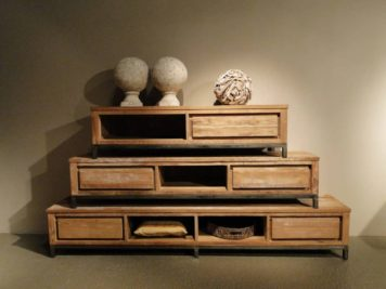 industriele tv-meubels