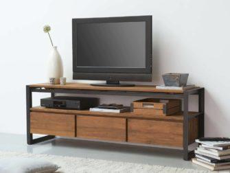 industrieel tv meubel 160cm