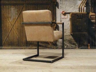 cream stoel