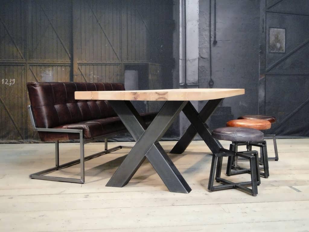 x-poot tafel