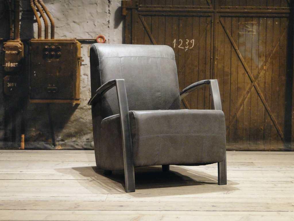 industriele fauteuil basil
