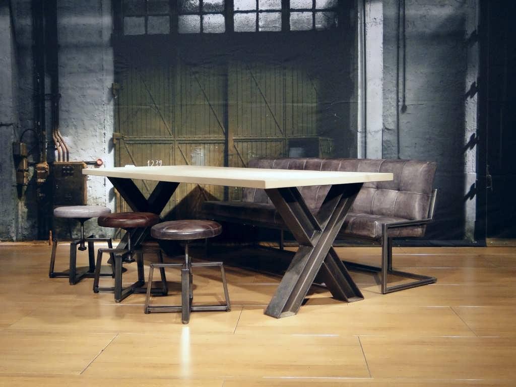 profiel kruispoot tafel