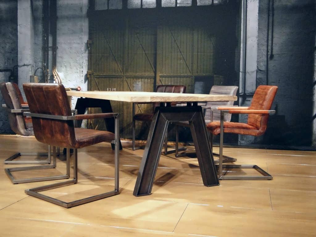 Wit Eiken Tafel : Oud eiken tafel artu uniek maatwerk robuustetafels