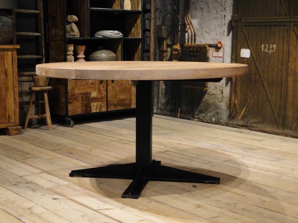 Ronde Eethoek Tafel : Ronde eettafel toulouse ook vierkant verkrijgbaar robuustetafels