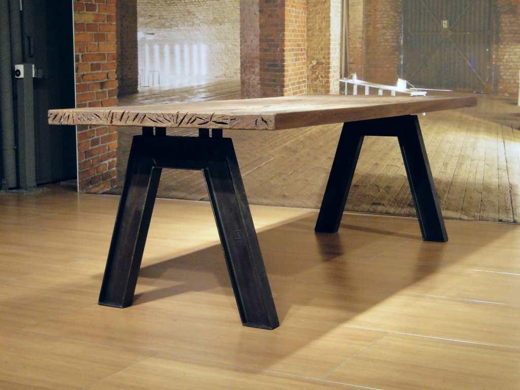 Eiken Tafels Schijndel : Oud eiken tafel artu uniek maatwerk robuustetafels